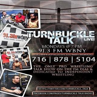 Turnbuckle Talk Radio