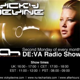 Vicky Devine's DE:VA Podcast