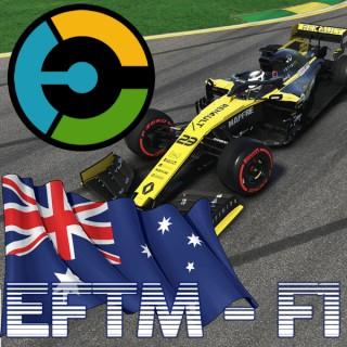 EFTM F1 Podcast - The Aussie F1 Show