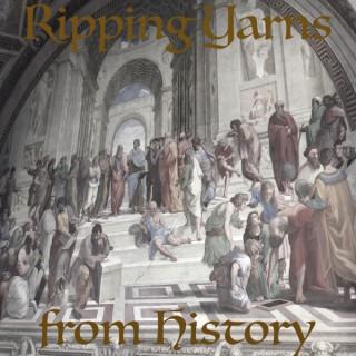 Ripping Yarns from History