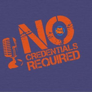 No Credentials Required