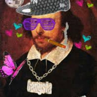 Shakespeare Is My Home Slice