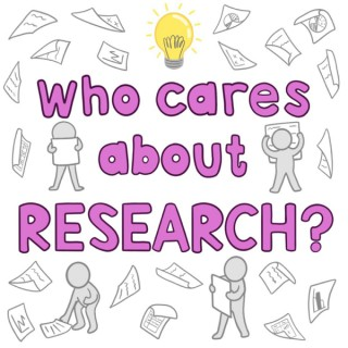 Who cares about Research?
