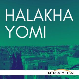 Yeshivat Orayta Halakha Yomi