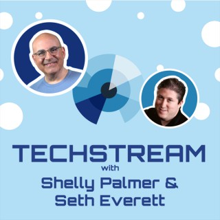 Techstream with Shelly Palmer and Seth Everett