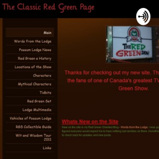 The Classic Red Green show Podcast