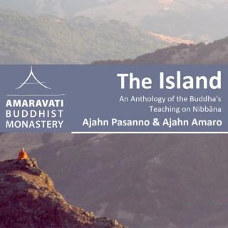 The Island - Audiobook by Ajahn Amaro