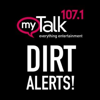 myTalk Dirt Alert Updates
