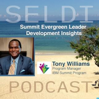 SELDI Podcast with Tony Williams