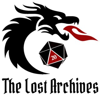 The Lost Archives - A Dungeons and Dragons Podcast