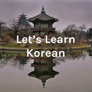 Let's Learn Korean