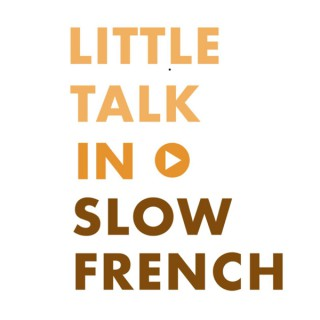 Little Talk in Slow French : Learn French through conversations