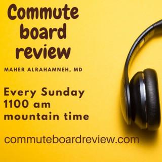 Commute Internal medicine board review