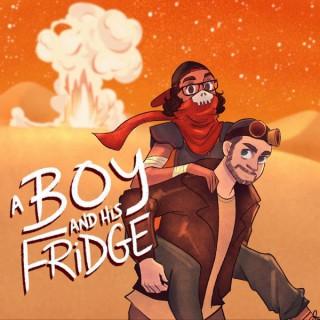 A Boy and His Fridge