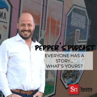 Pepper's Podcast