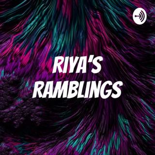 Riya's Ramblings