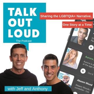 Talk Out Loud - Lesbian Gay Bisexual Transgender Queer Intersex LGBT LGBTQ Stories