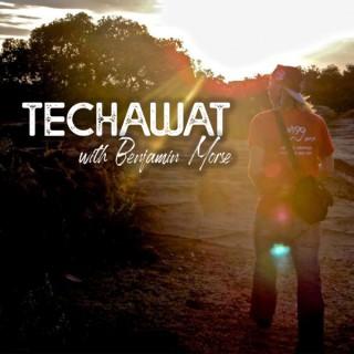 Techawat with Benjamin Morse