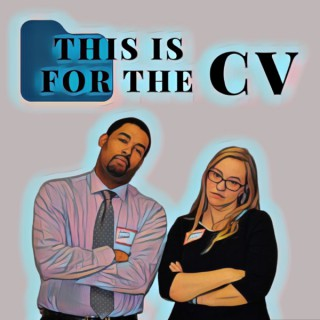 This is for the CV