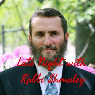 Late Night with Rabbi Shmuley