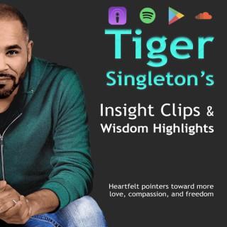 Tiger Singleton's Insight Clips and Wisdom Highlights