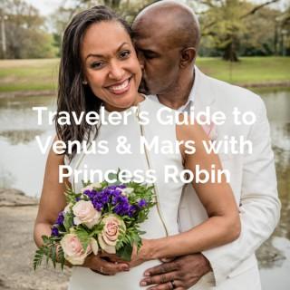 Traveler's Guide to Venus & Mars with Princess Robin