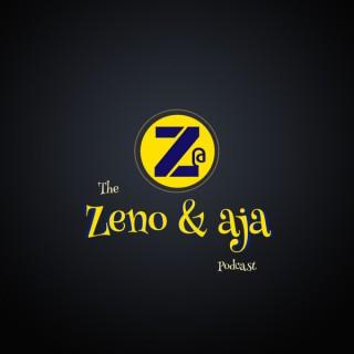Zeno & aja  不聊英文聊美國的無聊生活
