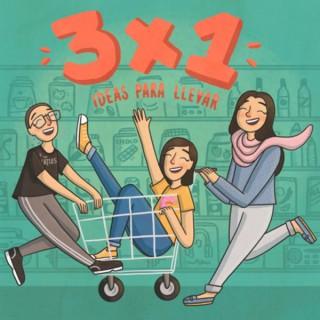 3x1 Ideas para llevar