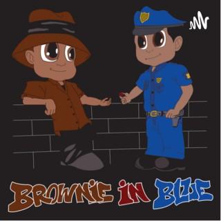 Brownie In Blue