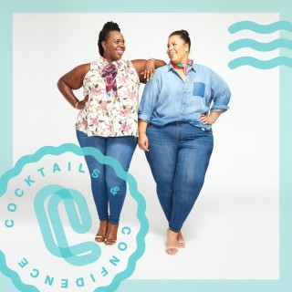 Cocktails and Confidence | theCURVYcon