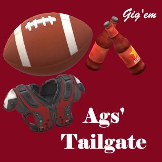 Ags' Tailgate A&M Aggie TAMU SEC College Football