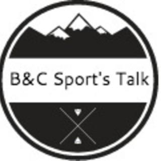 B&C Sport's Talk