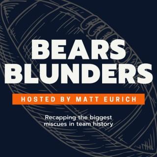 Bears Blunders