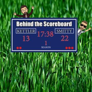 Behind The Scoreboard
