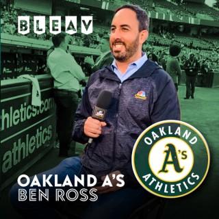 Bleav in Oakland A's