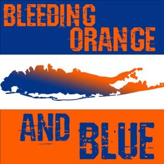 Bleeding Orange & Blue