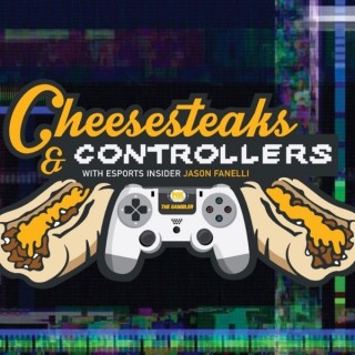 Cheesesteaks & Controllers