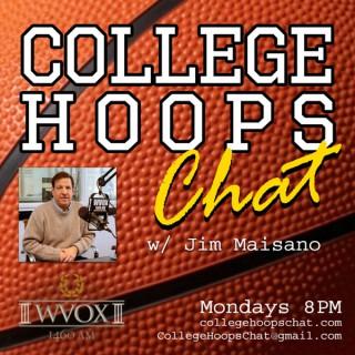 College Hoops Chat - WVOX Talk Radio Show
