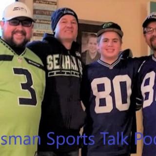 Crossman Sports Talk Podcast