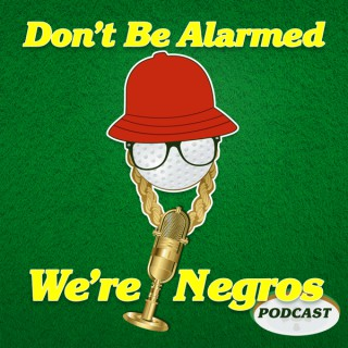Don't Be Alarmed We're Negros