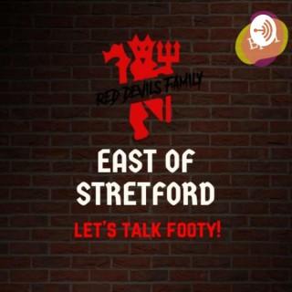 East of Stretford