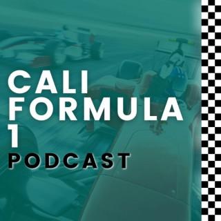 CaliFormula1  - F1 from an Average Joe.