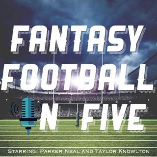 Fantasy Football In Five
