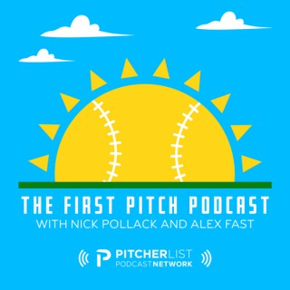 First Pitch Podcast Podcast