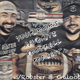 Your Mom's Favorite Football Podcast