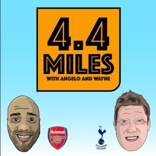 4.4 Miles