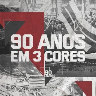 90 anos em três cores - A história do São Paulo contada em podcast