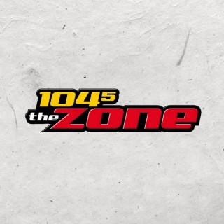 Buck Reising on 104-5 The Zone