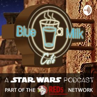 Blue Milk Cafe