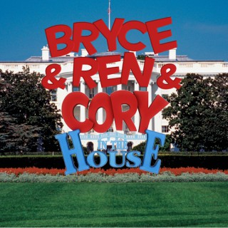 Bryce and Ren and Cory in the House